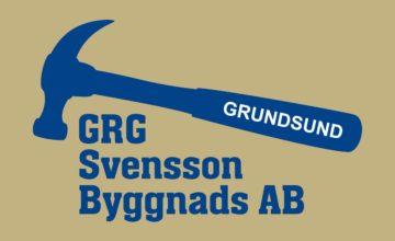 GRG Svensson Byggnads AB expanderar