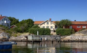 Mormors hus på Gåsö